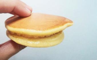 Bánh rán Doraemon nhân mặn