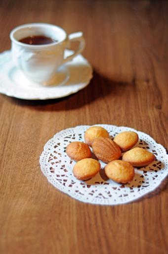Bánh sò Madeleine
