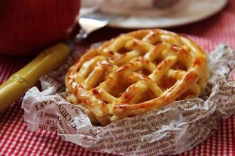Bánh táo nướng hương quế