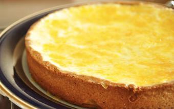 Bánh tart chanh kiểu Pháp