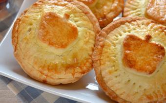 Bánh tart táo sữa chua