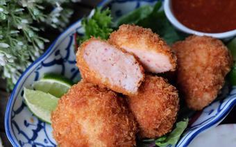 Bánh tôm chiên kiểu Thái