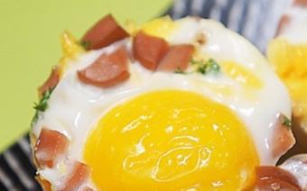 Bánh trứng ốp
