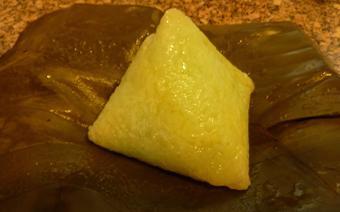 Bánh ú nhân thịt đậu xanh