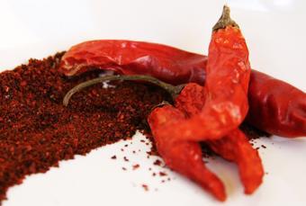 Bột ớt Cayenne tại nhà