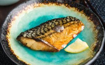 Cá thu phi lê nướng kiểu Nhật