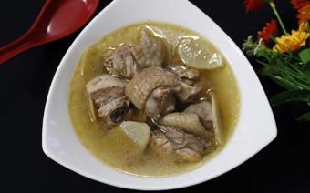 Canh gà Đài Loan