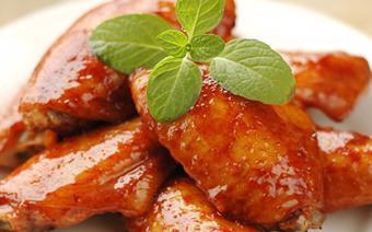 Cánh gà nướng chao