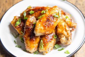 Cánh gà nướng Miso