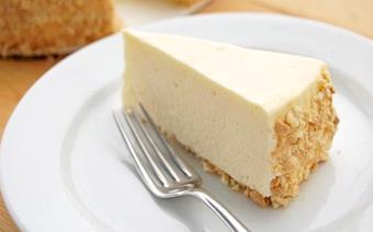 Cheesecake đậu phộng
