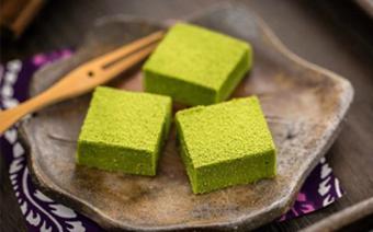 Chocolate truffle vị trà xanh