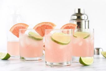 Cocktail bưởi chanh