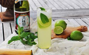 Cocktail rượu sake
