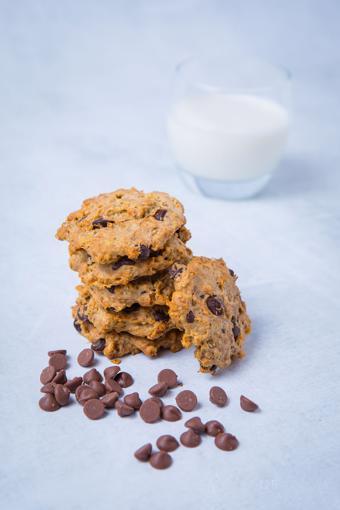 Cookie chocolate chip không đường
