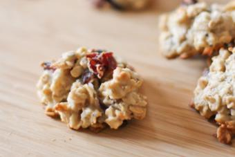 Cookie yến mạch hạt chia