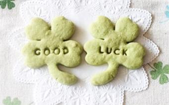 Cookies cỏ 4 lá