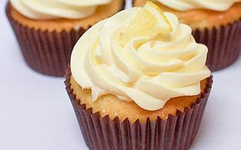 Cupcake chanh