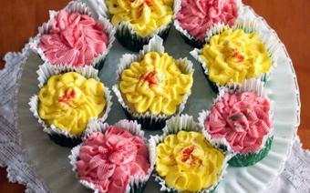 Cupcake thơm