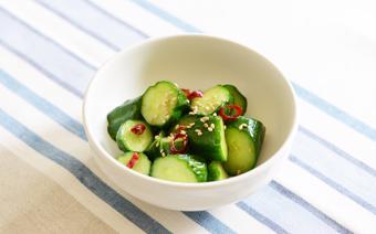 Dưa leo ngâm chua - Pickled cucumber
