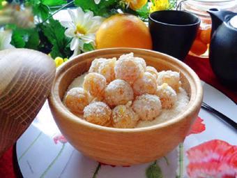 Kẹo bưởi dừa