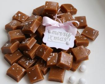 Kẹo caramel dẻo