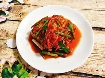 Kimchi cải thảo cay thơm