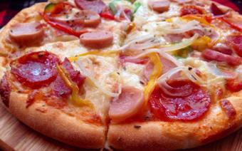Cáchlàm bánh pizza