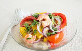 Mì trộn chua cay kiểu Thái