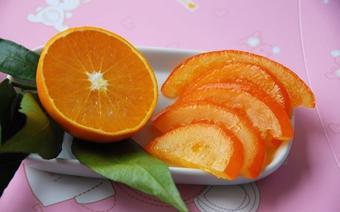 Mứt trái cam