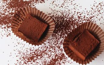 Nama chocolate tươi