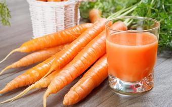 Nước ép củ cà rốt