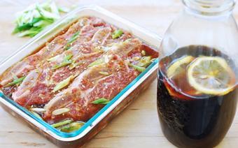 Nước sốt ướp thịt nướng BBQ Hàn Quốc