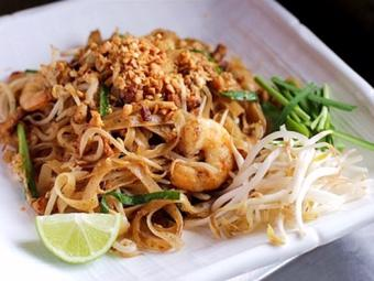 Pad Thai - Mì xào chua cay