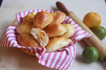Piroshki – bánh mì ngọt kiểu Nga
