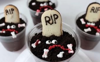 Pudding nghĩa địa