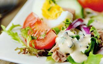 Salad 1000 hòn đảo