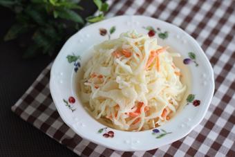 Salad bắp cải cà rốt