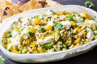 Salad cá tái chanh