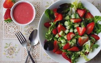 Salad dâu