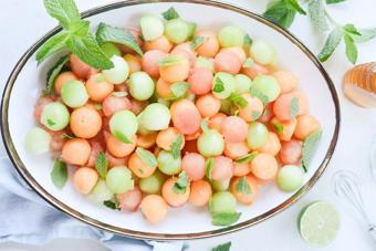 Salad dưa giảm cân