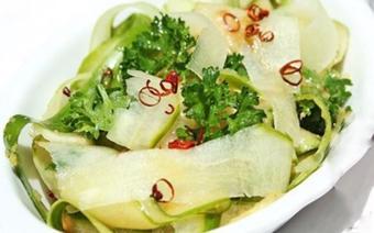 Salad dưa leo cần tây