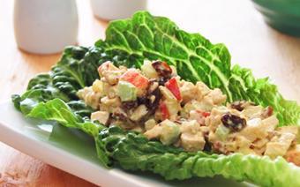 Salad gà ăn kiêng