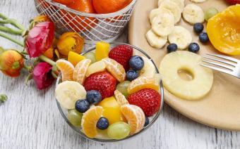 Salad trái cây cho bữa sáng