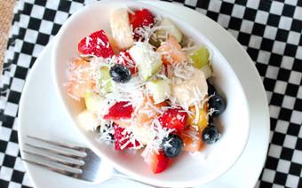 Salad trái cây giảm cân