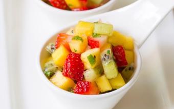 Salad trái cây trộn