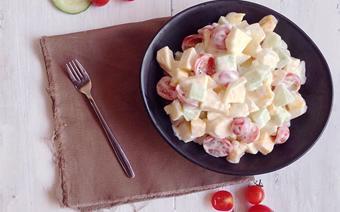 Salad trái cây tươi