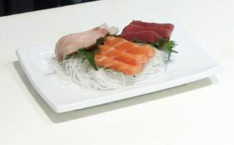 Sashimi ba loại