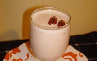 Sinh tố chuối cacao