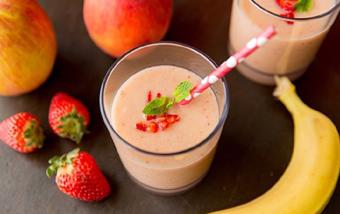 Sinh tố trái cây chua ngọt