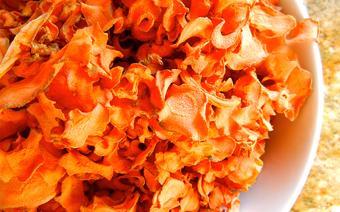 Snack cà rốt